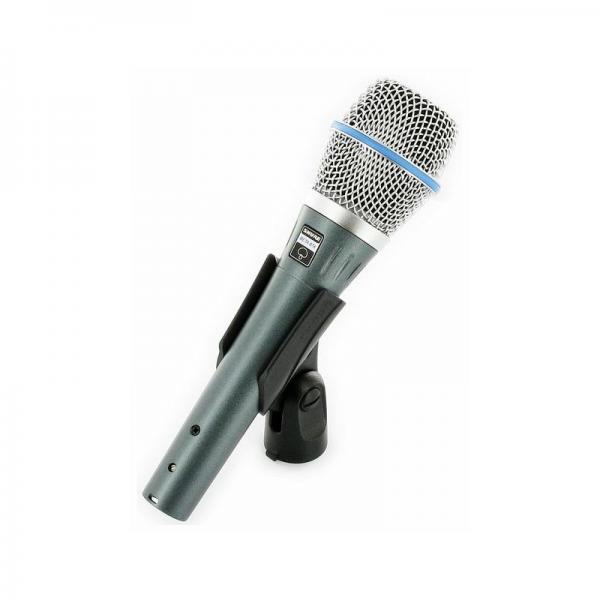 Microfon profesional Shure Beta 87A 0
