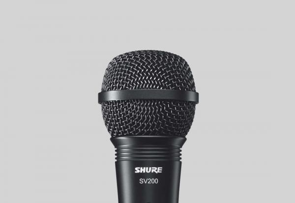 Microfon profesional cu fir Shure SV200-A, cardioid 1