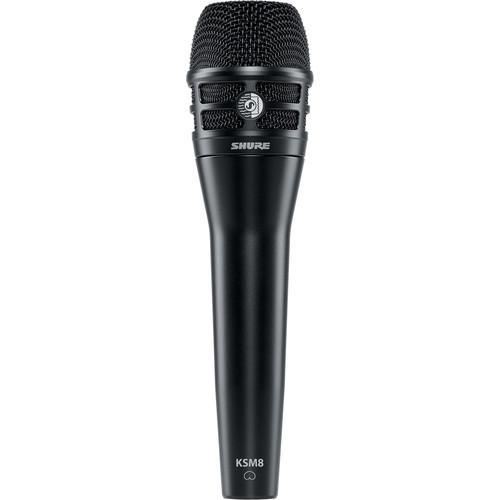 Microfon profesional Shure KSM8/B