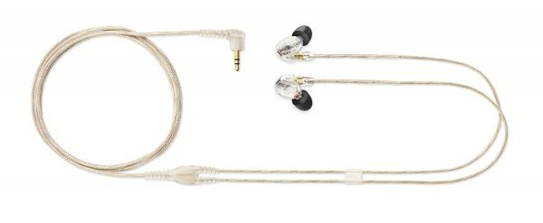 Casti profesionale in-ear Shure SE315, compatibile iOS 3