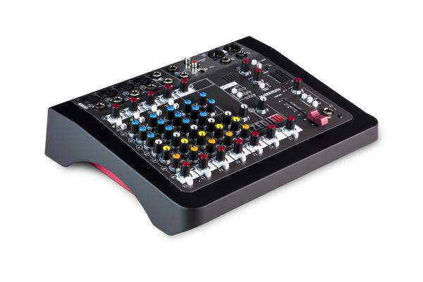 Mixer Analogic Allen & Heath ZEDi 10, 10 canale cu interfata USB