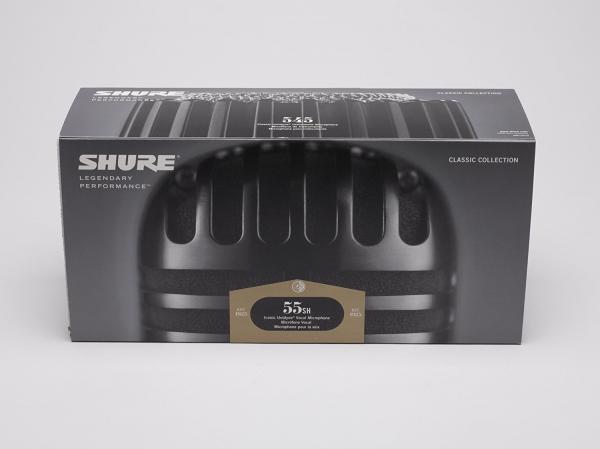 Microfon profesional Shure 55SH SERIES II, cardioid, unidirectional