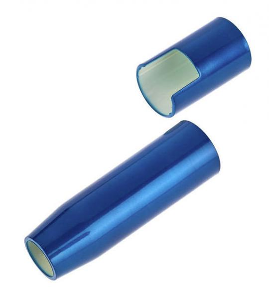 Carcasa de schimb pentru microfoane Shure GLX-D SM58/B58, aurie (gold)