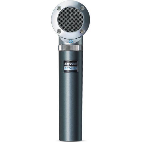 Microfon profesional Shure Beta 181/C, cardioid, pentru instrumente