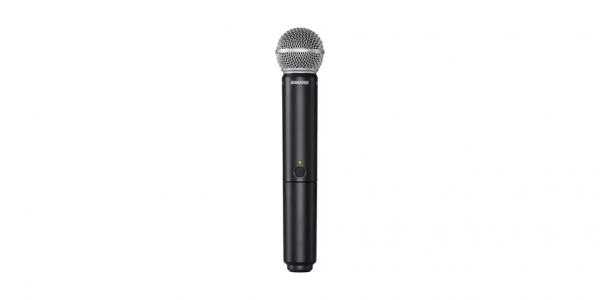Microfon wireless Shure BLX24/SM58 original 3