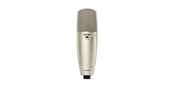 Microfon profesional Shure KSM44A/SL