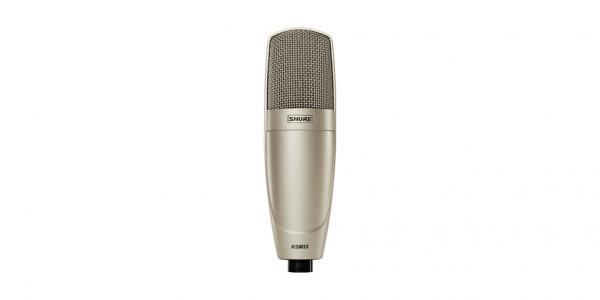 Microfon profesional Shure KSM32/CG