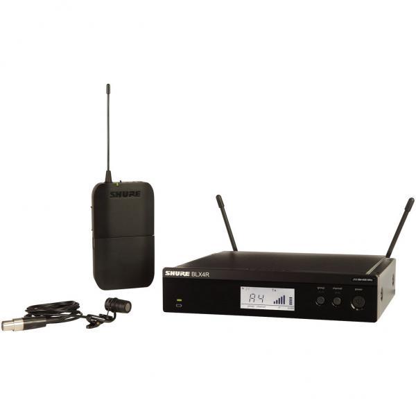 Lavaliera wireless Shure BLX14E/W85-K3E 0