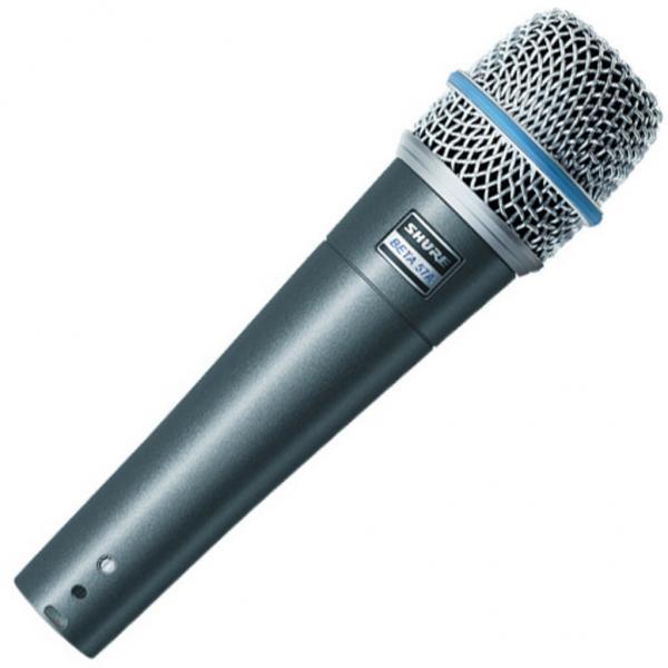 Microfon profesional Shure Beta 57A 0