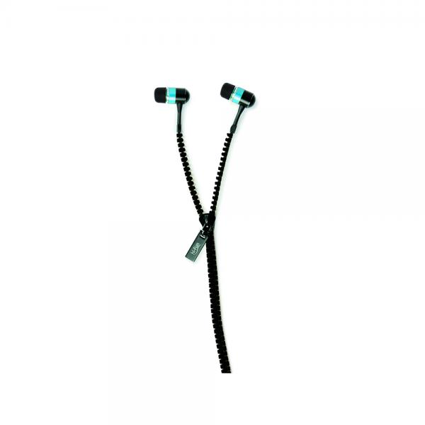 Casti audio in-ear hi-Fun hi-Zip 13194, black 1