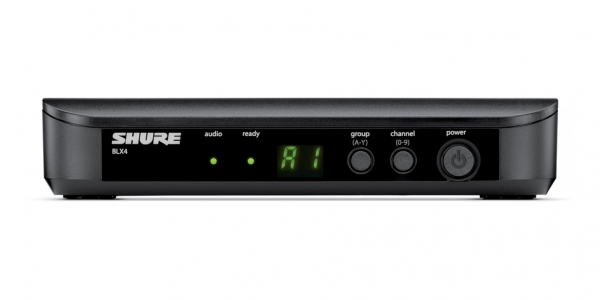 Sistem profesional wireless original Shure BLX24/PG58, microfon si receiver 1
